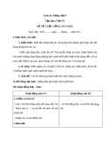 Bài Tập đọc: Vẽ về cuộc sống an toàn - Giáo án Tiếng việt 4 - GV.N.Phương Hà