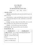 Bài Tập đọc: Bài thơ về tiểu đội xe không kính - Giáo án Tiếng việt 4 - GV.N.Phương Hà