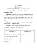 Bài Tập làm văn: Luyện tập xây dựng văn tả con vật - Giáo án Tiếng việt 4 - GV.N.Phương Hà