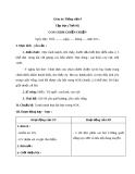 Bài Tập đọc: Con chim chiền chiện - Giáo án Tiếng việt 4 - GV.N.Phương Hà