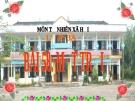 Slide bài  Mặt trời - Tự Nhiên Xã Hội 3 - GV.B.N.Kha
