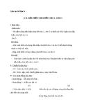 Giáo án Số học 6 chương 1 bài 11: Dấu hiệu chia hết cho 2, cho 5