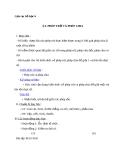Giáo án Số học 6 chương 1 bài 6: Phép trừ và phép chia