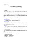 Giáo án Số học 6 chương 1 bài 7: Lũy thừa với số mũ tự nhiên. Nhân hai lũy thừa cùng cơ số