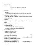 Giáo án Số học 6 chương 2 bài 5: Cộng hai số nguyên khác dấu