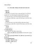 Giáo án Số học 6 chương 3 bài 11: Tính chất cơ bản của phép nhân phân số
