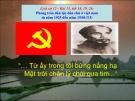 Bài giảng Lịch sử 12 bài 13: Phong trào dân tộc dân chủ ở Việt Nam từ năm 1925 đến năm 1930