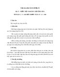 Giáo án Lịch sử 12 bài 17: Nước Việt Nam Dân Chủ Cộng hòa từ sau ngày 2-9-1945 đến ngày 19-12-1946