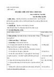 Giáo án tiết 23: Học hát bài: Chim sáo - Âm nhạc 4 - GV:Bích Huân