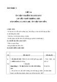 Giáo án tiết 34: Ôn tập kiểm tra 2 bài hát và TĐN số số 8  - Âm nhạc 5 - GV:Bích Huân