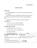 Giáo án Số học 6 chương 1 bài 13: Ước và bội