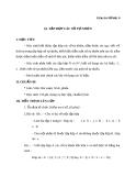 Giáo án bài Tập hợp các số tự nhiên - Toán 6 - GV.Tr.M.Phi