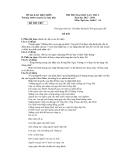 Đề thi thử ĐH lần 2  Ngữ văn khối C, D (2013-2014) - THPT chuyên Lê Quý Đôn (Kèm Đ.án)