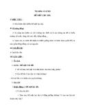 Bài 67: Bề mặt lục địa  - Giáo án TNXH 3 - GV:Đ.T.Lý