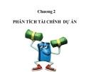 Bài giảng Quản trị dự án - Chương 2