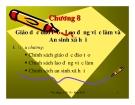 Bài giảng kinh tế Việt Nam: Chương 8 - ThS. Nguyễn Thị Vi