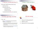 Bài giảng Kinh tế Việt Nam: Chương 7