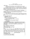 Giáo án bài Ánh sáng và việc bảo vệ đôi mắt - Khoa học 4 - GV:B.N.Kha