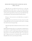 Phân tích bài thơ vào nhà ngục Quảng Đông cảm tác