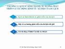 Bài giảng Kinh tế du lịch: Chương 2 - ThS. Phạm Thị Thu Phương