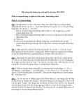 Đề cương bồi dưỡng học sinh giỏi môn Vật lý lớp 9 năm học 2012-2013