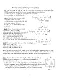Bài tập bồi dưỡng học sinh giỏi môn Vật lý lớp 9 - Phần điện