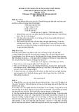 Đề thi tuyển sinh lớp 10 môn Ngữ Văn - GD&ĐT Hà Nội năm (2013 - 2014 )