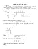 Cách dạy bài Toán lời văn lớp 1