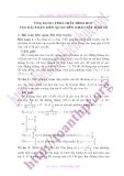 Ứng dụng tính chất hình học vào bài toán liên quan đến khảo sát hàm số
