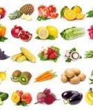 Những loại thực phẩm không nên ăn chung với nhau