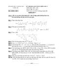 Đề thi HSG giải Toán 8 bằng máy tính cầm tay  - Sở GD&ĐT Long An - (Kèm Đ.án)