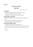 Giáo án Âm nhạc 2 bài 16: Kể chuyện âm nhạc. Nhạc sĩ Môda