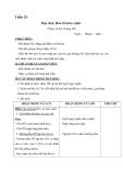 Giáo án Âm nhạc 2 bài 21: Học hát Hoa lá mùa xuân