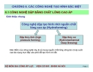 Bài giảng Gia công áp lực: Phần VI - ĐHBK Hà Nội