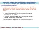 Bài giảng Công nghệ gia công áp lực: Phần I - ĐHBK Hà Nội