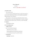 Giáo án bài Tập đọc : Cuộc họp của chữ viết - Tiếng việt 3 - GV.N.Phương Mai