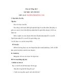 Giáo án bài Tập đọc: Người lính dũng cảm - Tiếng việt 3 - GV.N.Phương Mai