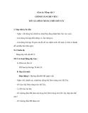 Giáo án bài Chính tả: Nghe, viết: Đêm trăng trên Hồ Tây - Tiếng việt 3 - GV.N.Phương Mai