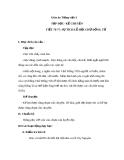 Giáo án bài Tập đọc: Sự tích lễ hội Chử Đồng Tử - Tiếng việt 3 - GV.N.Phương Mai
