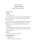 Giáo án bài Tập đọc: Cóc kiện Trời - Tiếng việt 3 - GV.N.Phương Mai
