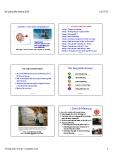Bài giảng Marketing 2014: Chương 1 - Hoàng Xuân Trọng
