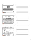 Bài giảng Kiểm toán hoạt động: Chương 5