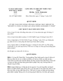 Quyết định 2577/QĐ-UBND năm 2013