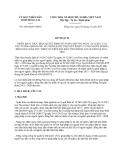 Kế hoạch 10434/KH-UBND