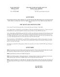 Quyết định 1755/QĐ-UBND