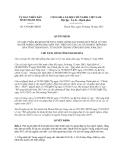 Quyết định 3783/QĐ-UBND