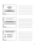 Bài giảng Kiểm toán hoạt động: Chương 6