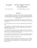 Thông tư 216/2013/TT-BTC