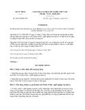 Văn bản hợp nhất 8018/VBHN-BTP năm 2013