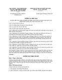 Thông tư liên tịch 09/2014/TTLT-BTP-TANDTC-VKSNDTC-BTC